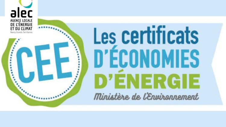 Le Certificat d'Economie d'Energie (CEE) : Fonctionnement